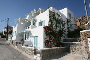 Villa Meliti, Aparthotels  Platis Yialos Mykonos - big - 45