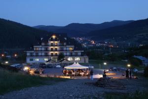Hotel ToacaBellevue, Hotels  Gura Humorului - big - 54