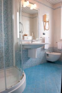 Hotel Gardenia, Hotely  Romano Canavese - big - 9