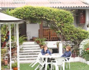 Casa Macondo Bed & Breakfast, B&B (nocľahy s raňajkami)  Cuenca - big - 61