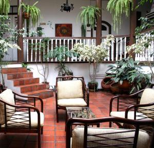 Casa Macondo Bed & Breakfast, B&B (nocľahy s raňajkami)  Cuenca - big - 60