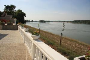 Duna Panoráma Panzió, Affittacamere  Gönyů - big - 26