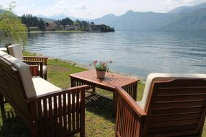 Casa Capanno, Holiday homes  Varenna - big - 21