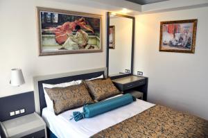 Hotel Ambrosia, Hotel  Bitez - big - 17