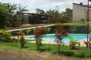 Hotel Brial Plaza, Hotely  Managua - big - 52