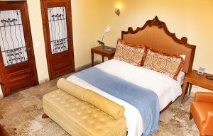 Apartament typu Suite z łóżkiem typu king-size