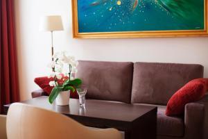 Hotel Skansen, Hotely  Färjestaden - big - 8