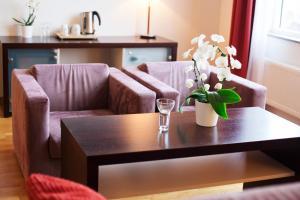 Hotel Skansen, Hotely  Färjestaden - big - 11