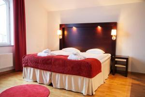Hotel Skansen, Hotely  Färjestaden - big - 12