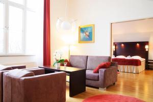 Hotel Skansen, Hotely  Färjestaden - big - 14
