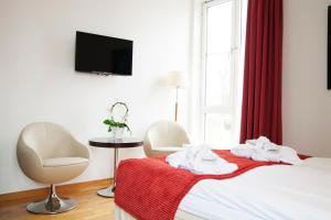 Hotel Skansen, Hotely  Färjestaden - big - 17