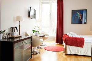 Hotel Skansen, Hotely  Färjestaden - big - 18
