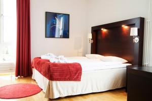 Hotel Skansen, Hotely  Färjestaden - big - 19