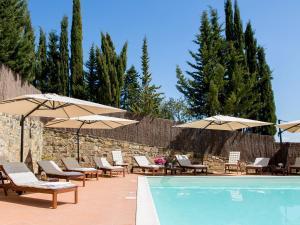 Si Montalcino Hotel & Restaurant, Отели  Монтальчино - big - 35