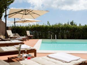Si Montalcino Hotel & Restaurant, Отели  Монтальчино - big - 37