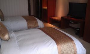 Xi'an Qu Jiang Yin Zuo Hotel, Hotely  Xi'an - big - 8