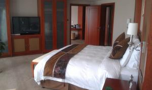 Xi'an Qu Jiang Yin Zuo Hotel, Hotely  Xi'an - big - 14