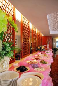 Xi'an Qu Jiang Yin Zuo Hotel, Hotely  Xi'an - big - 32