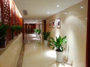 Xi'an Qu Jiang Yin Zuo Hotel, Hotely  Xi'an - big - 40