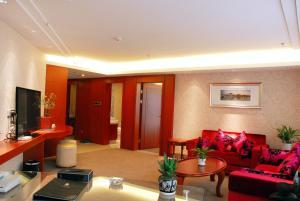 Xi'an Qu Jiang Yin Zuo Hotel, Hotely  Xi'an - big - 22