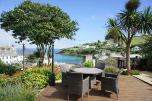 Portmellon Cove Guest House, Bed & Breakfasts  Mevagissey - big - 1