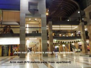 Kfar Saba View Apartment, Apartmány  Kefar Sava - big - 12