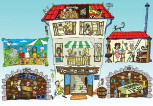 Yo Ho Hostel, Хостелы  Варна - big - 1