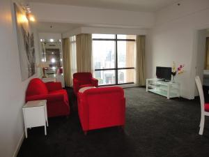 Best Apartment at Times Square, Ferienwohnungen  Kuala Lumpur - big - 68