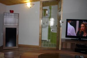 Penzion Tatry, Appartamenti  Veľká Lomnica - big - 4