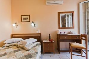 Mirabello Hotel, Hotels  Iraklio - big - 11