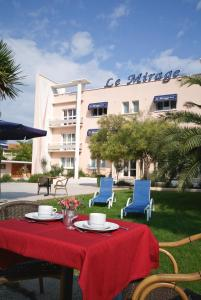 Citotel Le Mirage, Hotely  Istres - big - 37