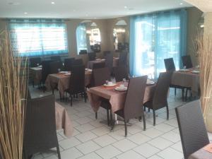 Citotel Le Mirage, Hotely  Istres - big - 35