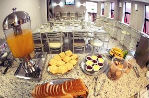 Hotel Imaculada, Hotely  Curitiba - big - 21