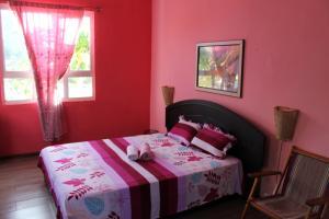 Villa La Romance Kreol, Guest houses  Port Mathurin - big - 9