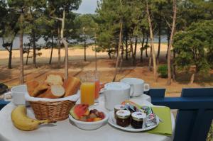Hotel Logis Lacotel, Hotel  Hossegor - big - 4