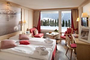 Hotel Spinne Grindelwald, Szállodák  Grindelwald - big - 16