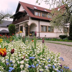 Hilde's Residence, Penzióny  Gura Humorului - big - 153