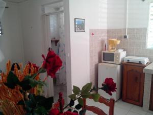 Maison des Alizes, Aparthotels  Gros Cap - big - 115