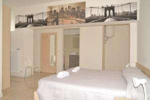 B&B Bonomelli, Bed and Breakfasts  Bergamo - big - 17