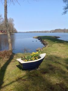 Solvikens Pensionat, Guest houses  Ingelstad - big - 9
