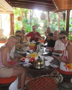 Cabinas & Restaurante Cristina, Отели типа «постель и завтрак»  Tambor - big - 18
