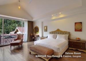 Mayfair Gangtok, Курортные отели  Гангток - big - 2