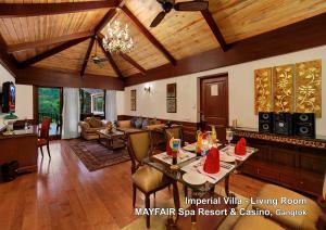 Mayfair Gangtok, Курортные отели  Гангток - big - 4