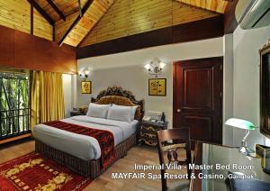 Mayfair Gangtok, Курортные отели  Гангток - big - 9