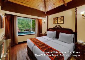 Mayfair Gangtok, Курортные отели  Гангток - big - 10