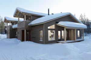 Holiday Club Kuusamon Tropiikki Apartments, Apartments  Kuusamo - big - 5