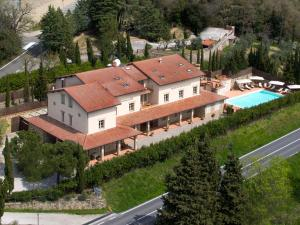 Si Montalcino Hotel & Restaurant, Отели  Монтальчино - big - 1