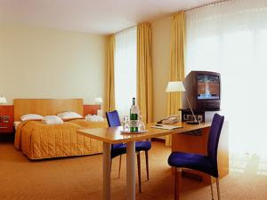 Mercure Hotel & Residenz Berlin Checkpoint Charlie, Hotel  Berlino - big - 54