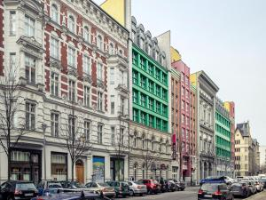 Mercure Hotel & Residenz Berlin Checkpoint Charlie, Hotel  Berlino - big - 86