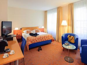 Mercure Hotel & Residenz Berlin Checkpoint Charlie, Hotel  Berlino - big - 52
